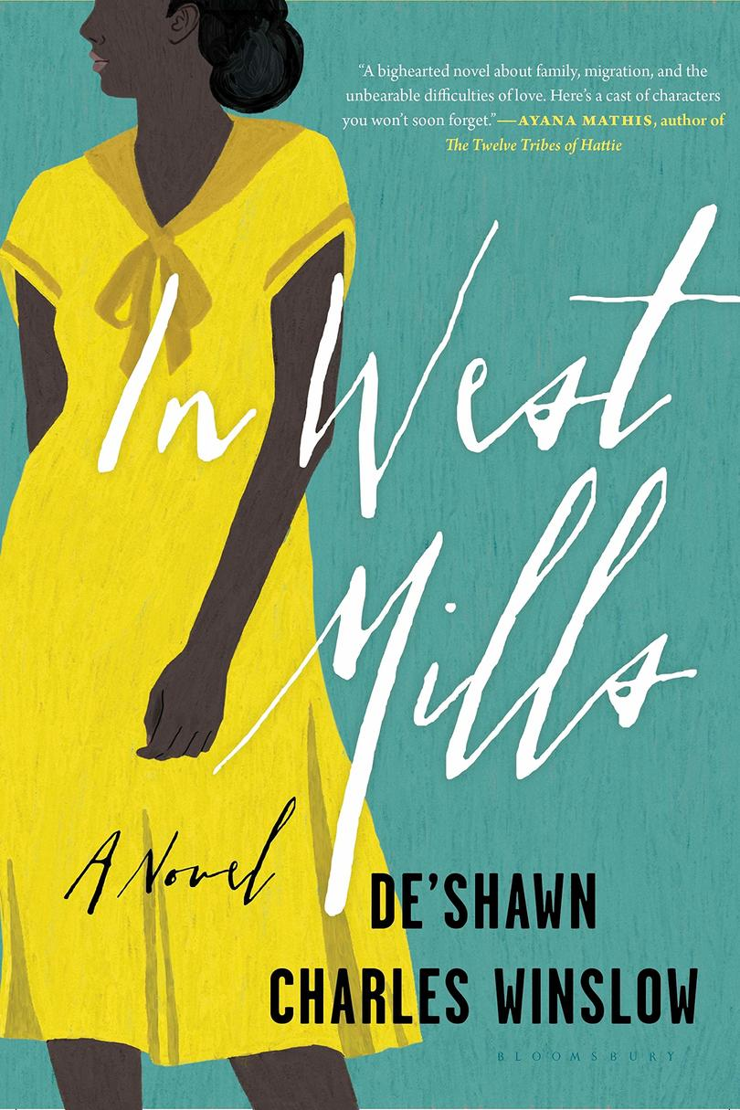 In West Mills by De'Shawn Charles Winslow