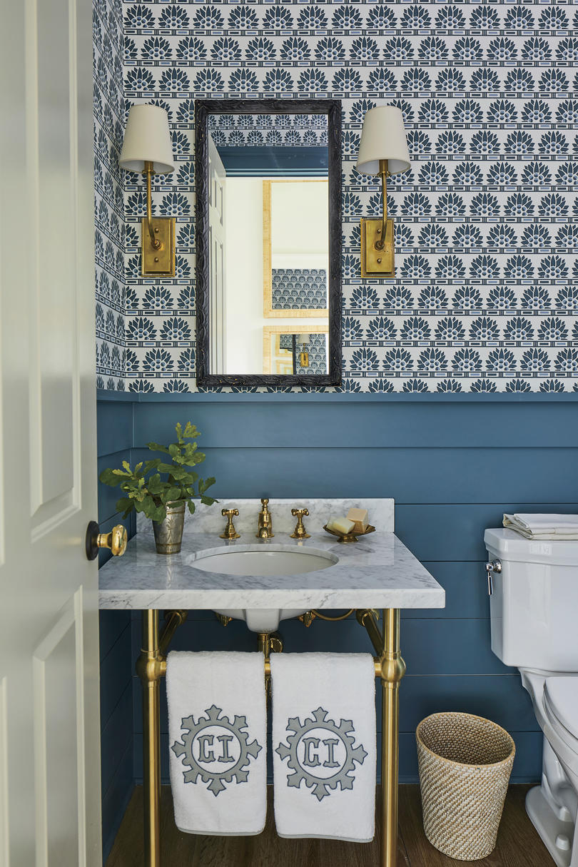 2019 Idea House Resource Guide Powder Room