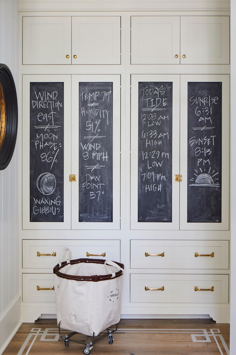 2019 Idea House Resource Guide Laundry Vestibule