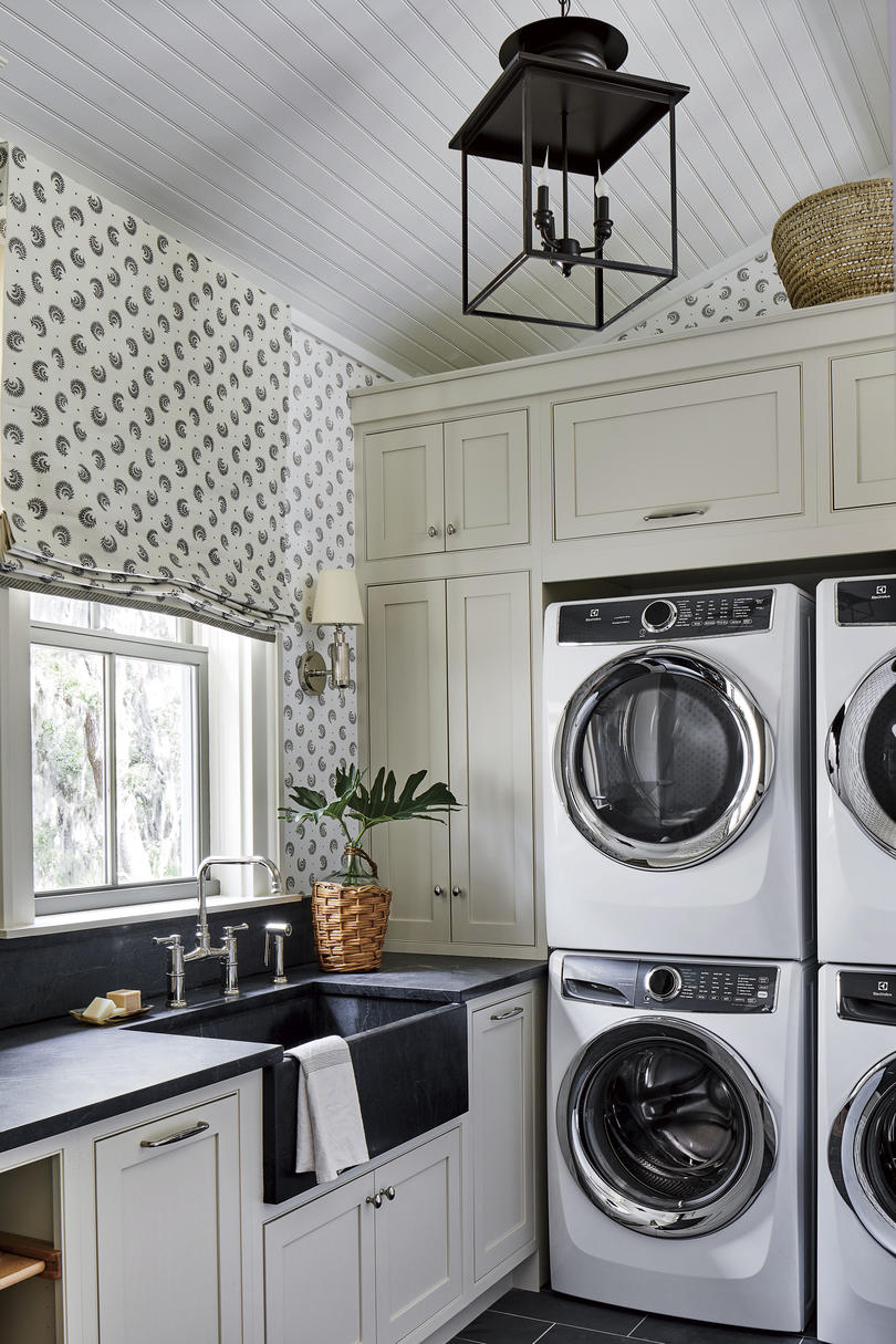 2019 Idea House Resource Guide Laundry and Back Hall