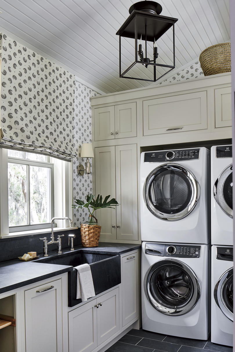 2019 Idea House Laundry Room