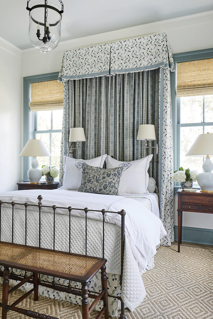 2019 Idea House Resource Guide Queen Bedroom