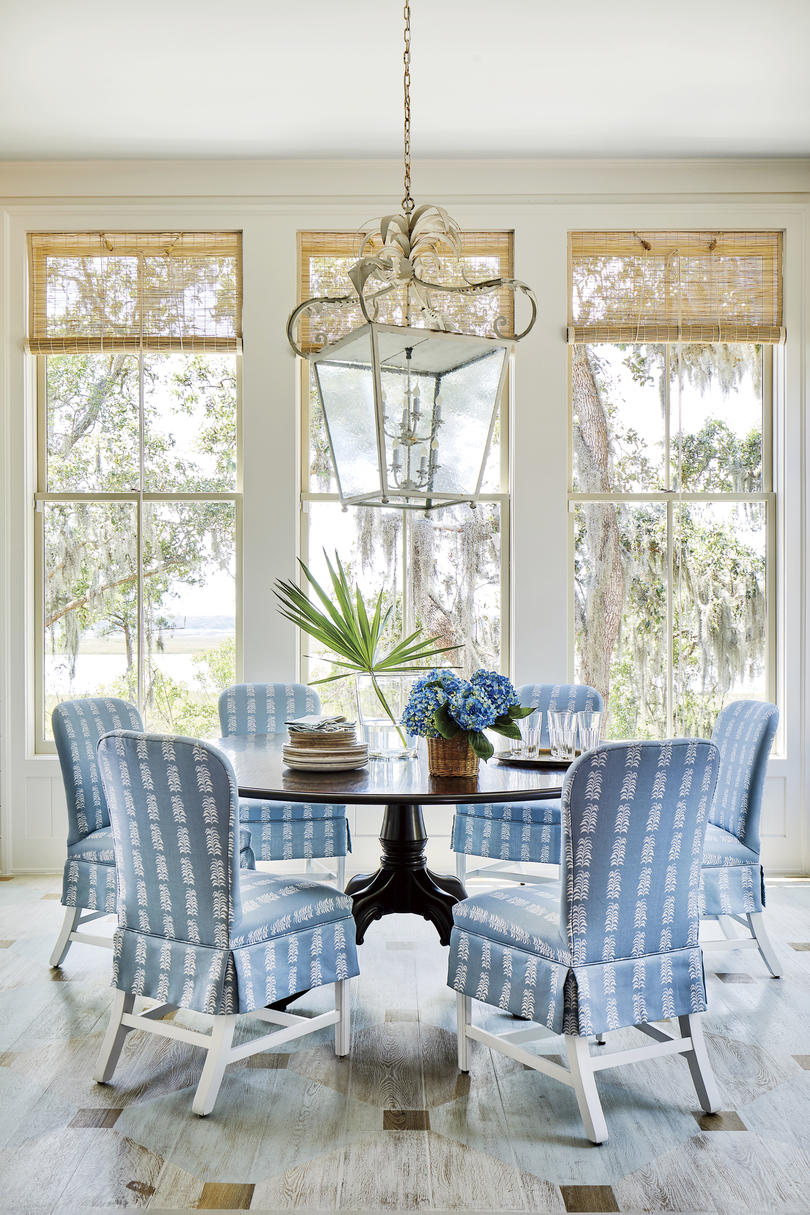 2019 Idea House Resource Guide Indoor Dining Room