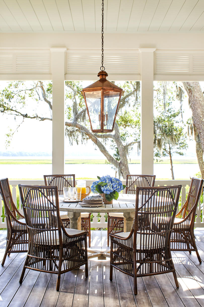 2019 Idea House Resource Guide Dining Porch