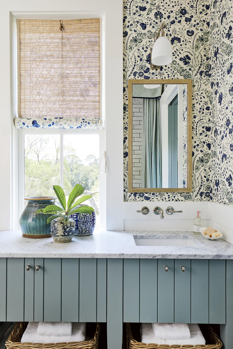 2019 Idea House Resource Guide Queen Bathroom
