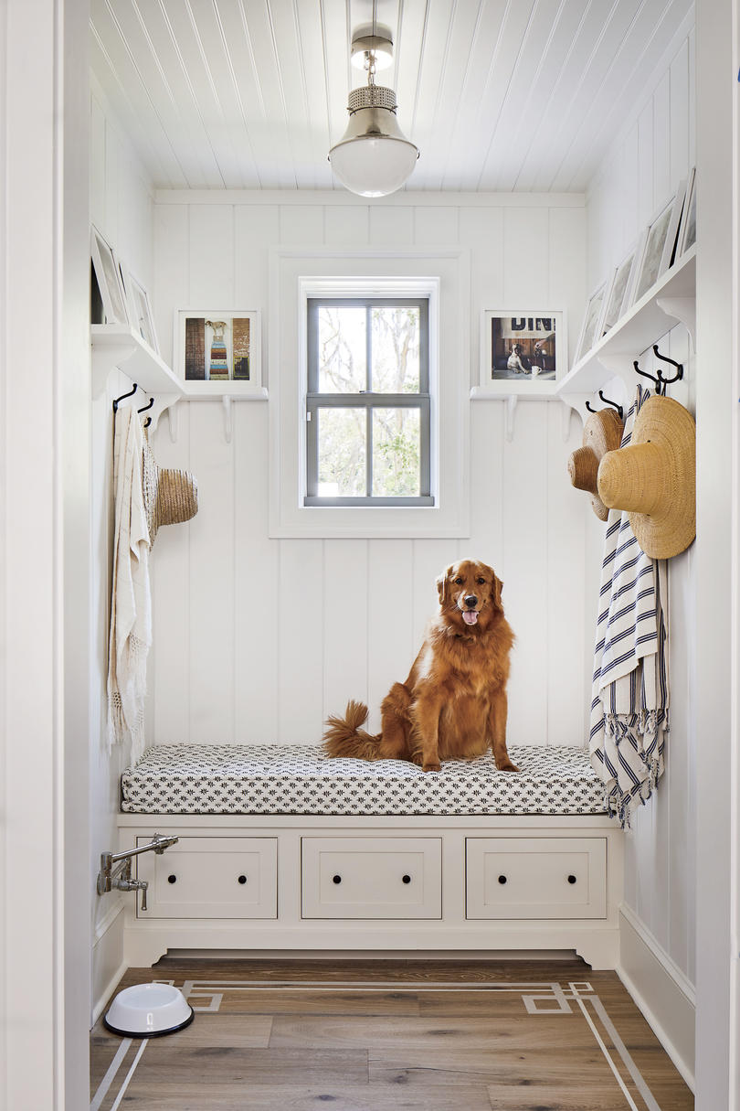 2019 Idea House Resource Guide Mudroom