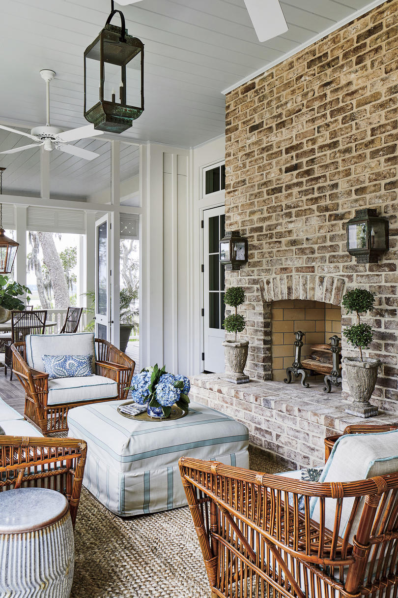 2019 Idea House Screened Porch