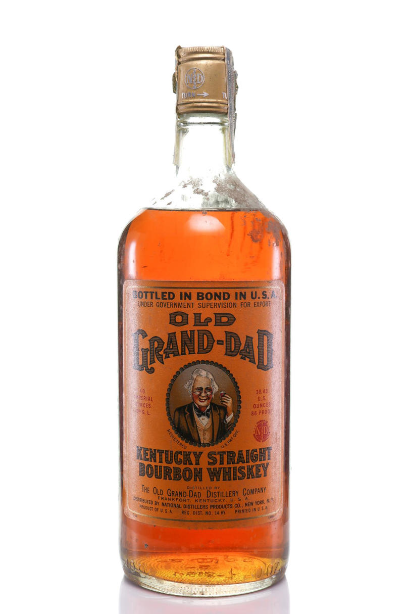 Old Grand-Dad Bourbon