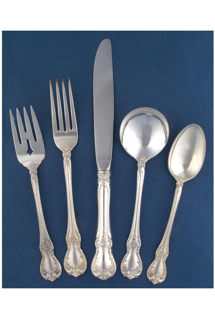 Towle Old Master Sterling 5-Piece Place Setting
