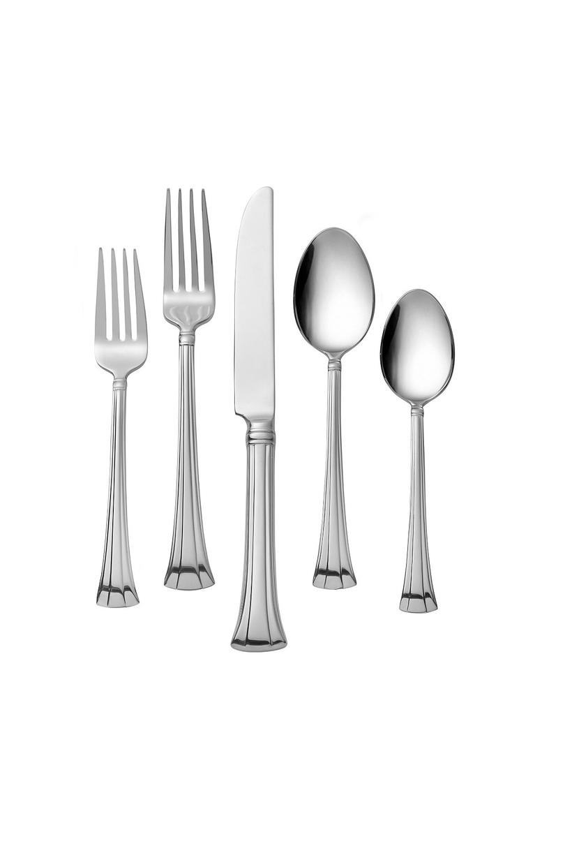 Waterford Flatware Mont Clare 65-Piece Set, Service for 12