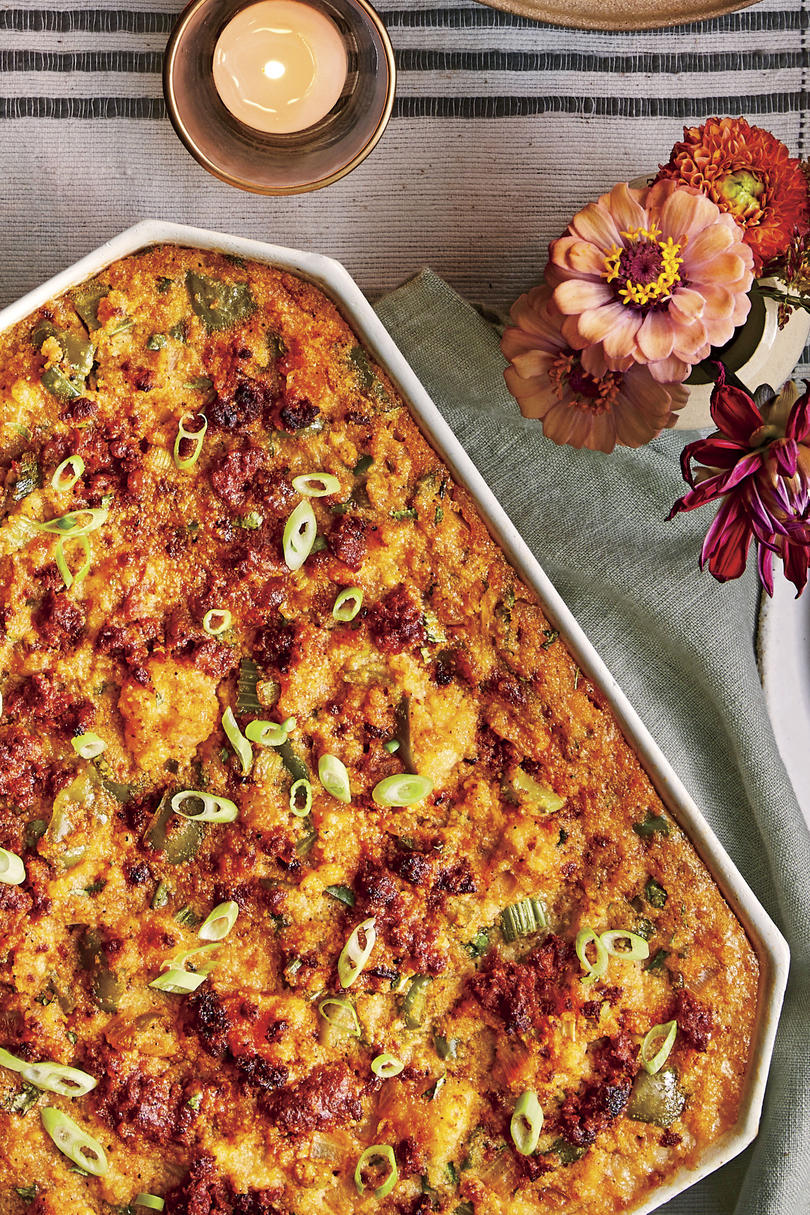 The South's Most Storied Thanksgiving Side Dishes
