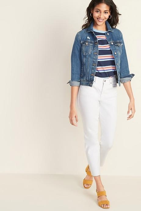 RX_1910_Updated_80s Trends_Denim Jackets, Now