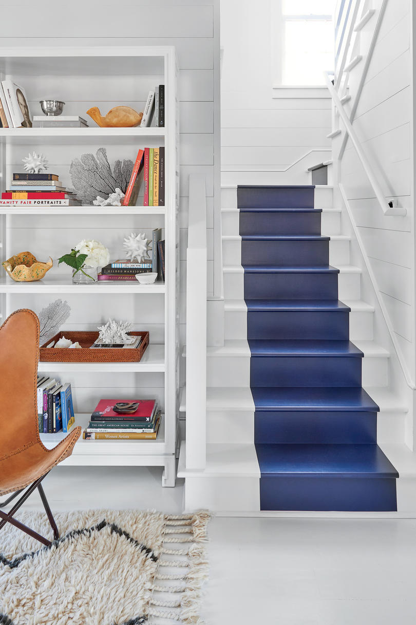 Striped Staircase