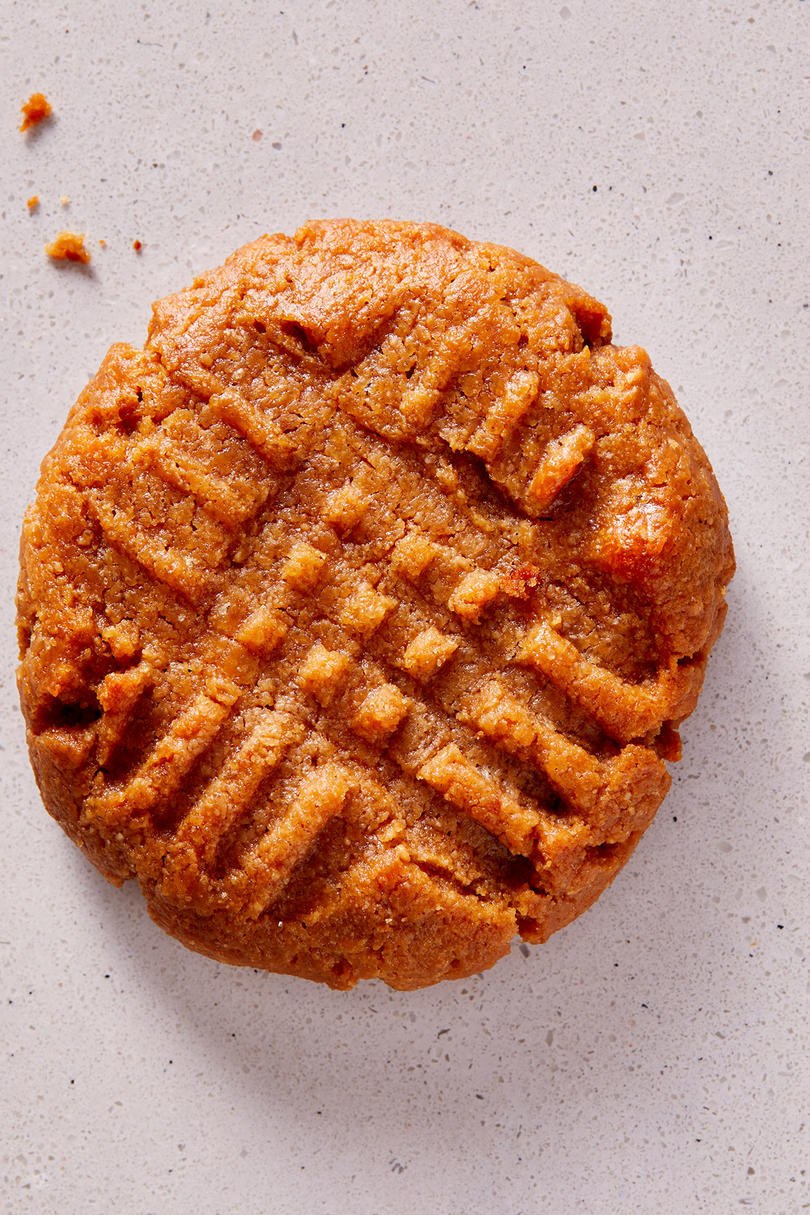 One-Bowl Peanut Butter Cookies