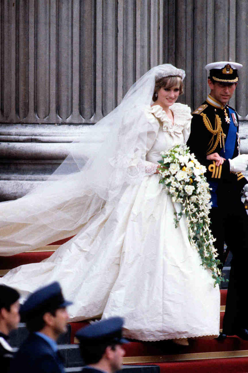 1981: Prince Charles and Diana Spencer