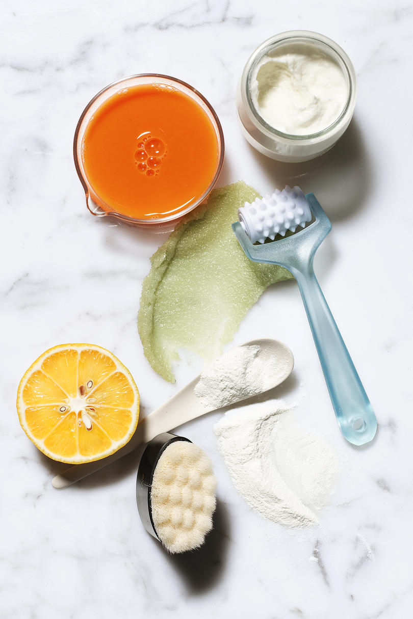 Skin products and tools