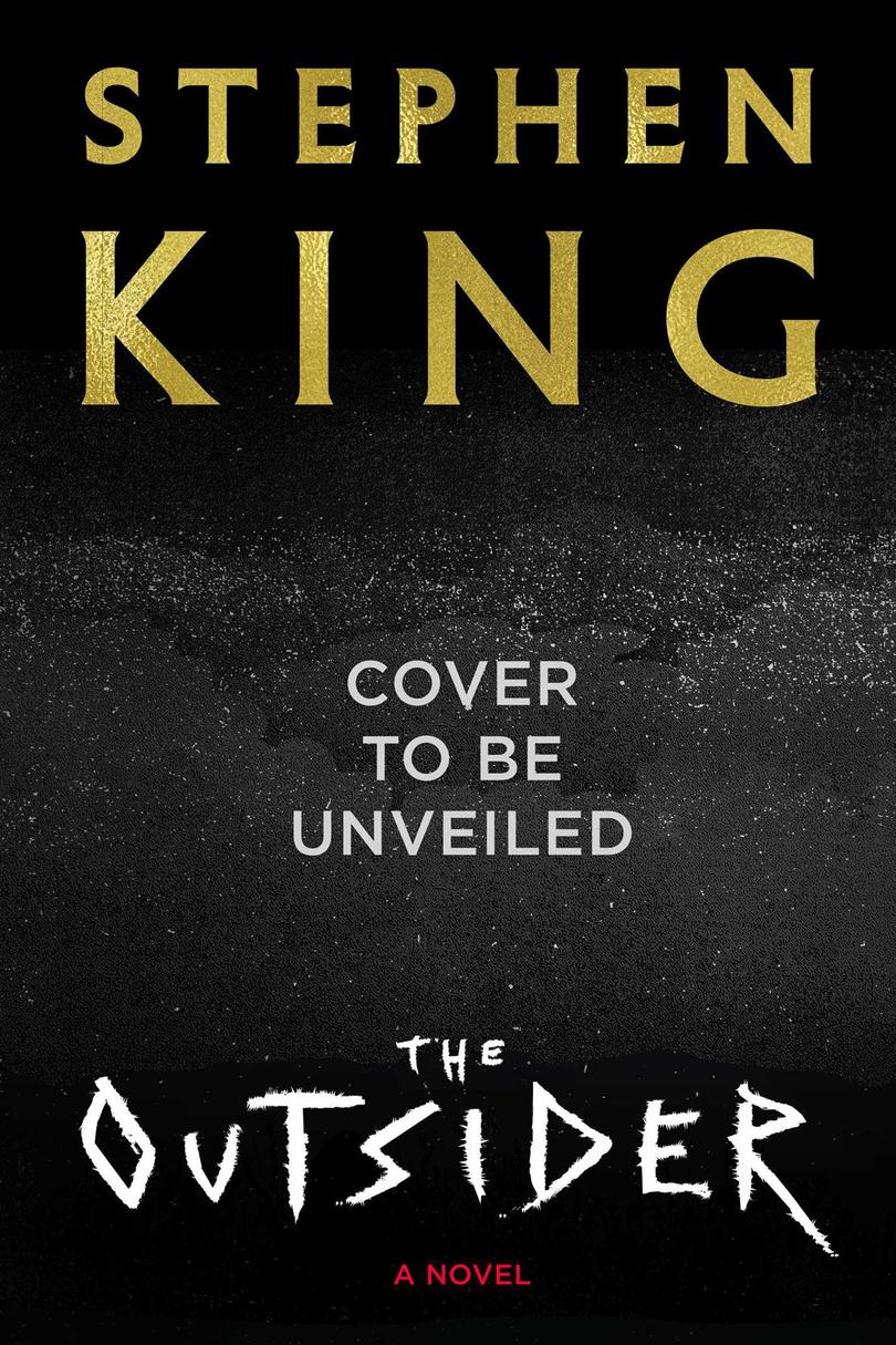 The Outsider, by Stephen King