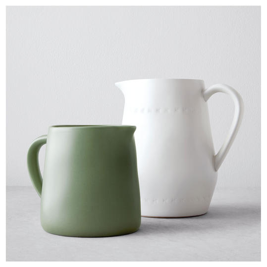 Hearth & Hand with Magnolia Stoneware Pitchers