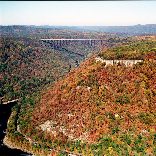 Walk Across the New River Gorge Bridge