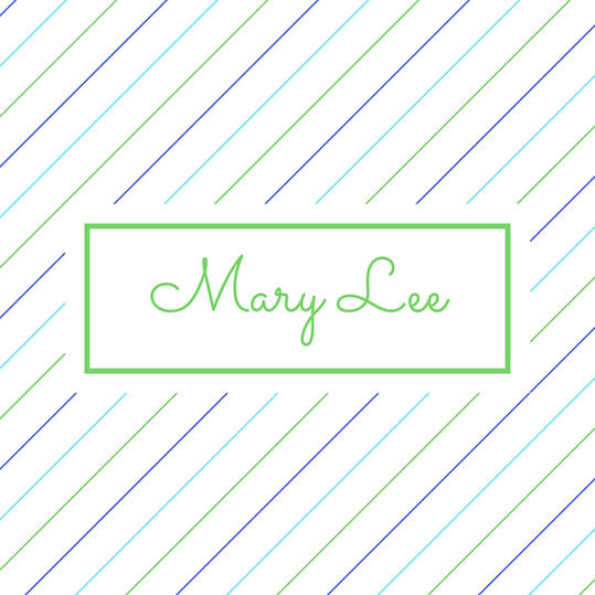 Double Name: Mary Lee