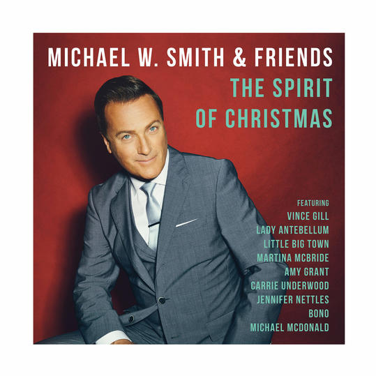 Michael Smith Christmas Album