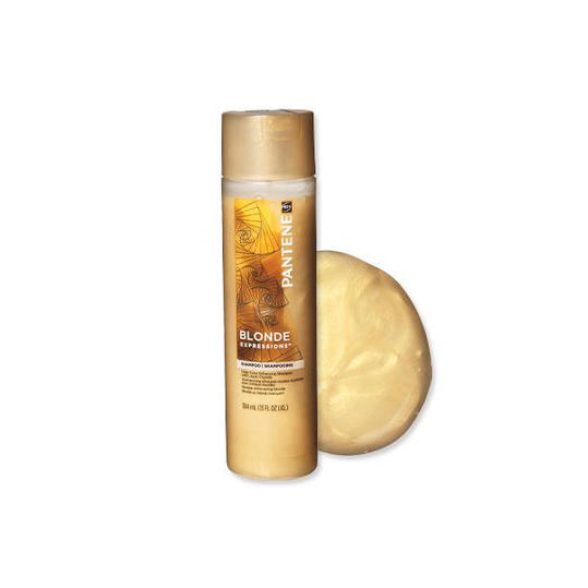 Maintain Fair Skin: Pantene Pro-V Blonde Expressions Color-Enhancing Shampoo