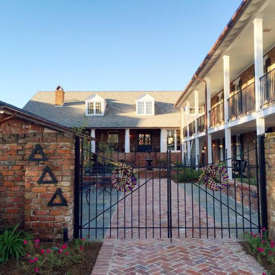 Delta Delta Delta LSU Sorority House