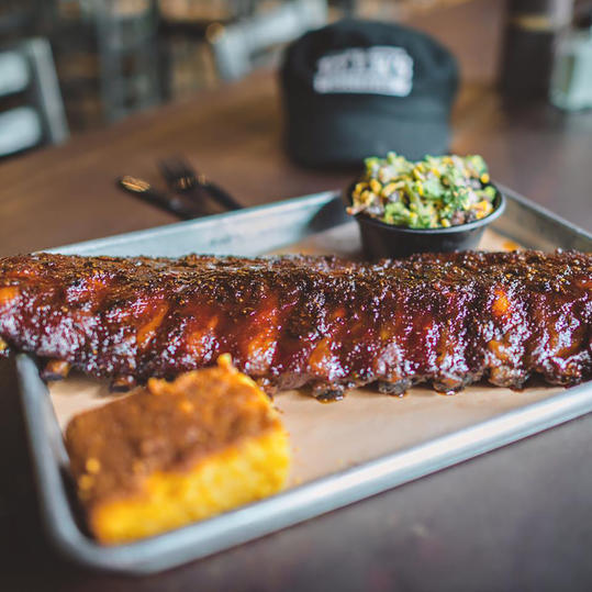 The Great American Barbecue Bucket List