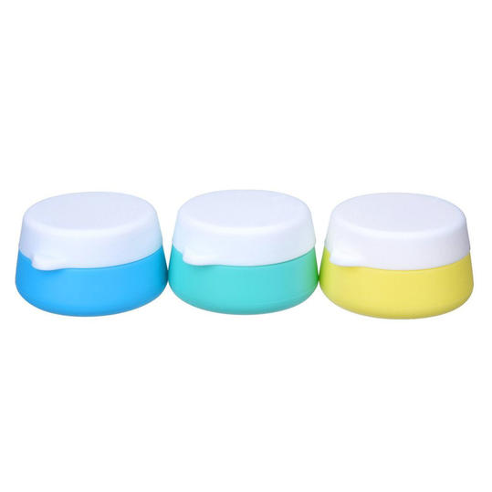 Cosmetic Containers Cream Jars with Sealed Lids