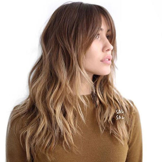Beautiful For Wavy Hair: Layers On Layers