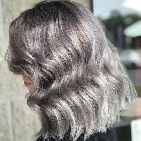 Marbled Gray