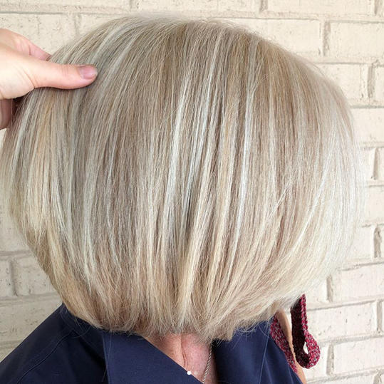 Gorgeous Shades Of Gray Hair That Ll Make You Rethink Those