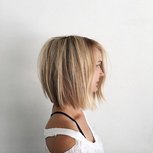 One Length Haircuts That Ll Convince You To Ditch Those Layers