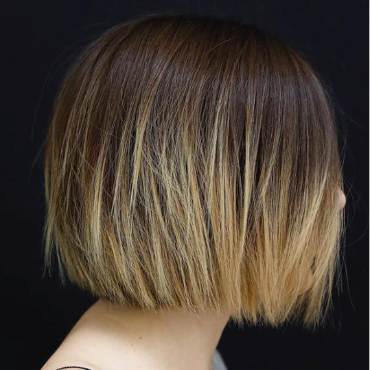 One Length Haircuts That Ll Convince You To Ditch Those