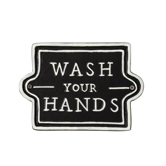 Hearth & Hand with Magnolia 'Wash Your Hands' Bath Wall Decor, $14.99.jpg