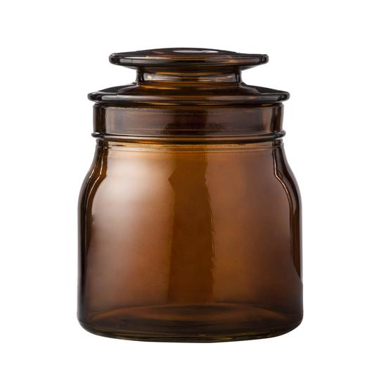 Hearth & Hand with Magnolia Small Amber Canister