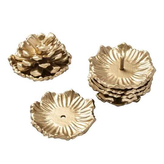 Hearth & Hand with Magnolia Stackable Pinecone Coasters
