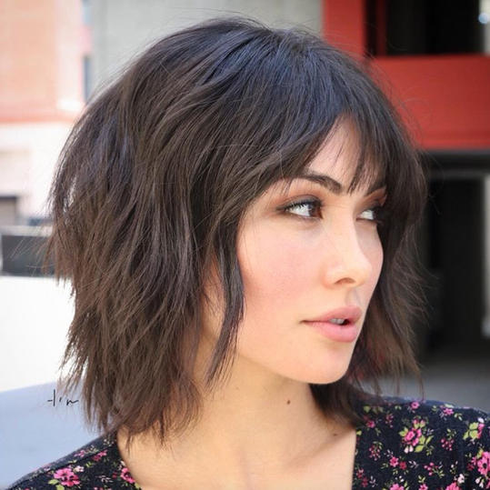 Medium Short Haircuts For 2018 Southern Living