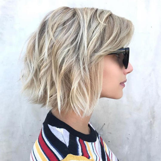 the most flattering hairstyles for long faces southern living