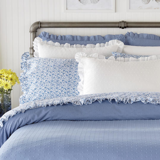 Breezy Dot Comforter Comforter and Sham Set