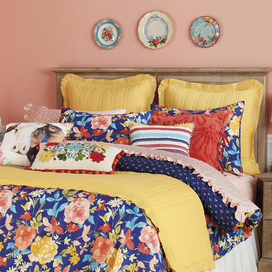 Fiona Floral Comforter