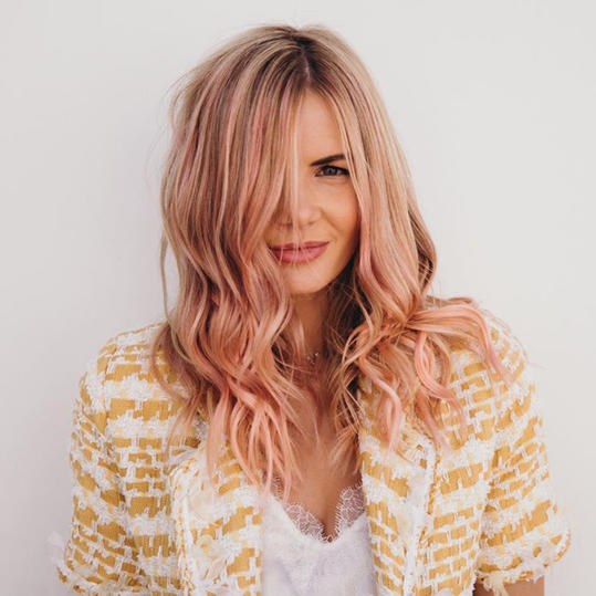 RX_1811_Hair Color Trends 2019_Rose Gold