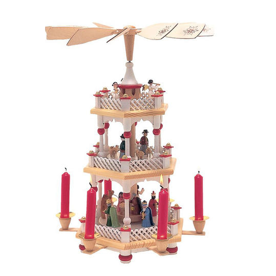 Traditional Christmas Carousels
