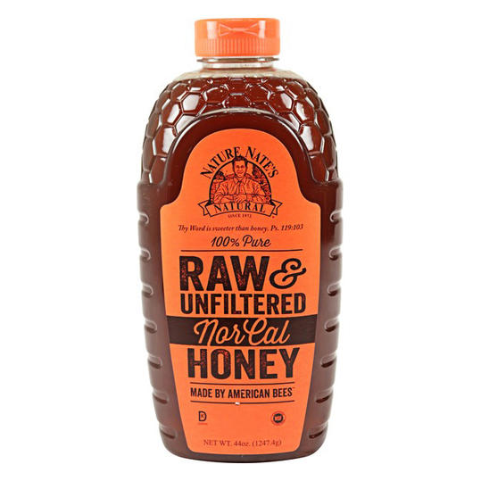 RX_1812_Costco Hostess Gifts_Raw & Unfiltered Honey