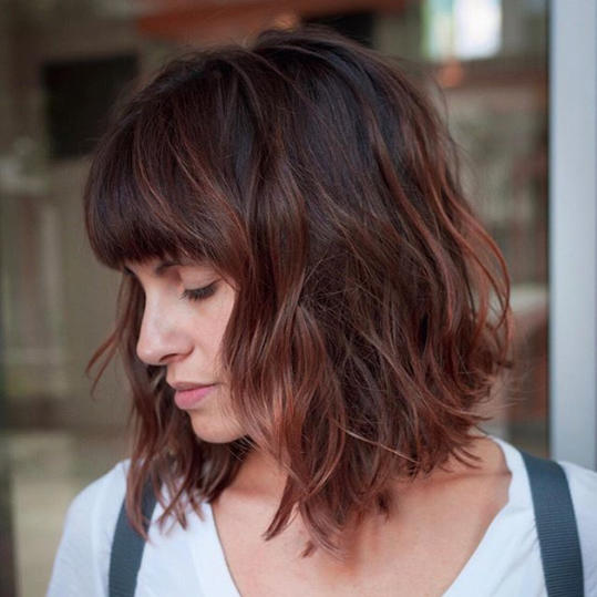 RX_1812_Short Hairstyles for 2019_Full Bangs