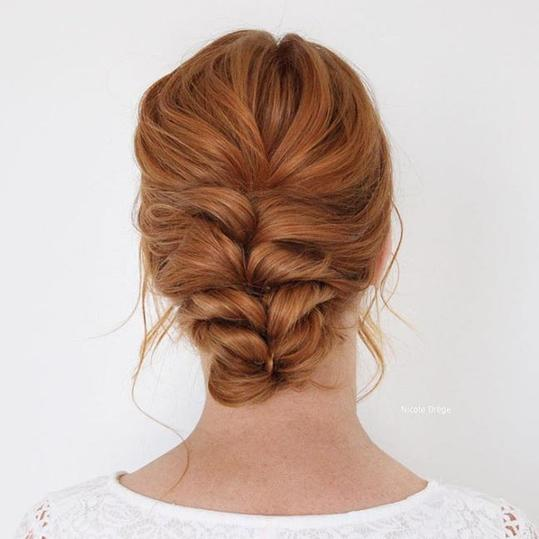 Updo Hairstyles For Wedding Guests: 25 Easy Wedding Guest Hairstyles That'll Work For Every