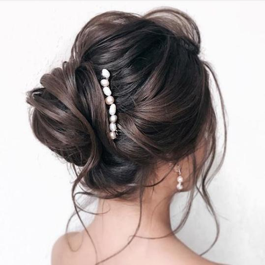 Soft French Twist