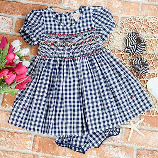 0e62cf25e6 Smocked Easter Dresses Your Little One Will Love - Southern Living