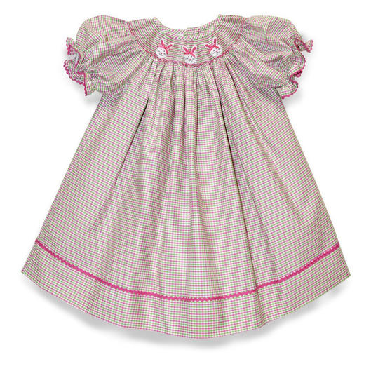174ba4903 Smocked Easter Dresses Your Little One Will Love
