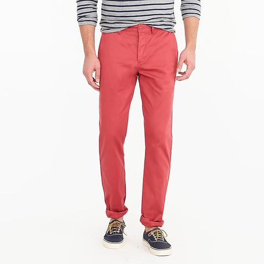 Stretch-Fit Chinos